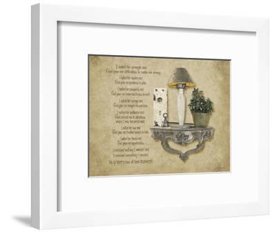 Answered Prayers-Jo Moulton-Framed Art Print