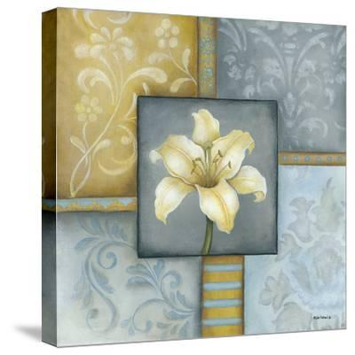 Day Lily II-Kim Lewis-Stretched Canvas Print