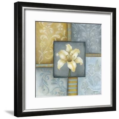 Day Lily II-Kim Lewis-Framed Art Print