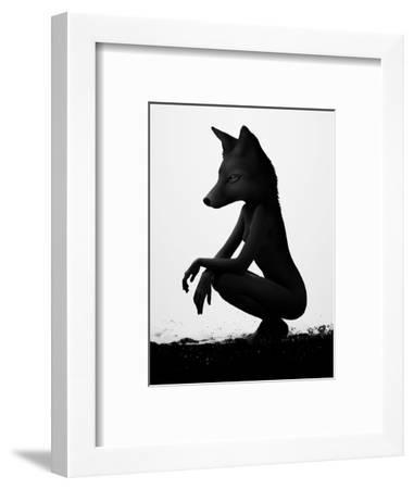 The Silent Wild-Ruben Ireland-Framed Premium Giclee Print