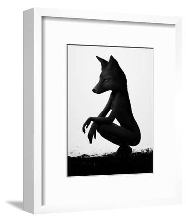The Silent Wild-Ruben Ireland-Framed Art Print