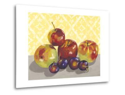 Ripe Fruit II-Dianne Miller-Metal Print