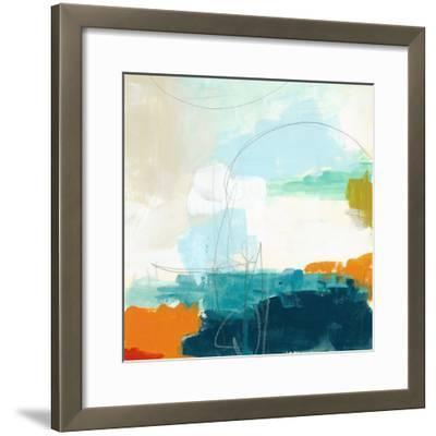 Atmospheric VII-June Erica Vess-Framed Premium Giclee Print