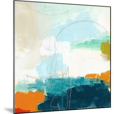 Atmospheric VII-June Erica Vess-Mounted Premium Giclee Print