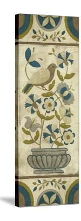 Calais Rose I-Chariklia Zarris-Stretched Canvas Print