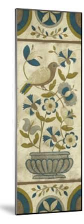 Calais Rose I-Chariklia Zarris-Mounted Art Print