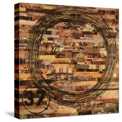Corporate Life I-Natalie Avondet-Stretched Canvas Print