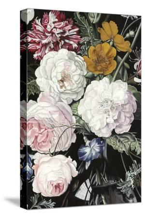 Baroque Botanica II-Naomi McCavitt-Stretched Canvas Print