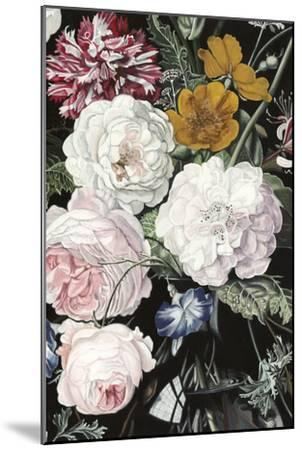 Baroque Botanica II-Naomi McCavitt-Mounted Art Print