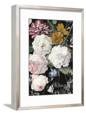 Baroque Botanica II-Naomi McCavitt-Framed Art Print