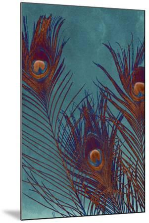Luxe Plumes I-Jason Johnson-Mounted Art Print