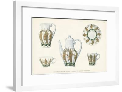 Sevres Porcelain Collection III-Vision Studio-Framed Art Print