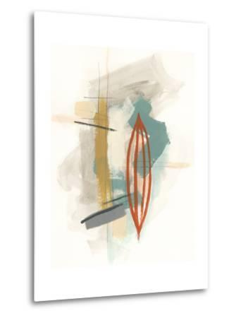 Elements I-June Erica Vess-Metal Print