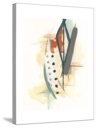 Elements II-June Erica Vess-Stretched Canvas Print
