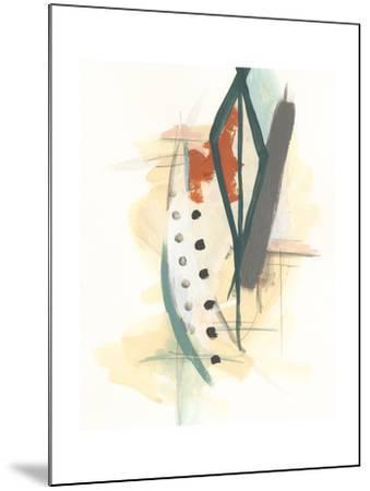 Elements II-June Erica Vess-Mounted Art Print