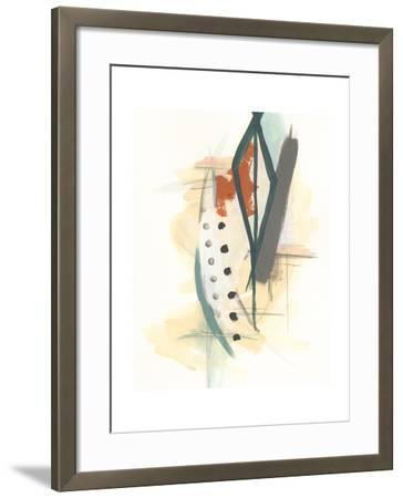 Elements II-June Erica Vess-Framed Art Print