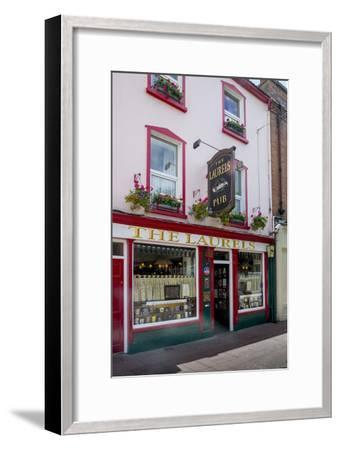 The Laurels Pub in Killarney-Tim Thompson-Framed Photographic Print