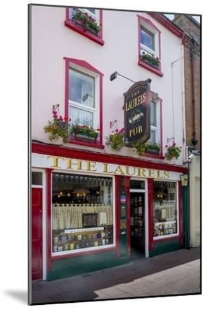 The Laurels Pub in Killarney-Tim Thompson-Mounted Photographic Print