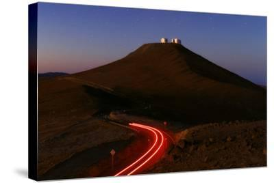The Cerro Paranal Observatory Sits on a Peak in the Atacama Desert-Babak Tafreshi-Stretched Canvas Print