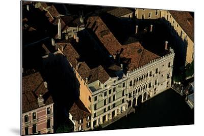 Ca' D'Oro, a Palace on the Grand Canal in Venice-Marcello Bertinetti-Mounted Photographic Print