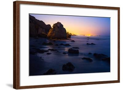 El Matador State Beach Near Los Angeles-Ben Horton-Framed Photographic Print