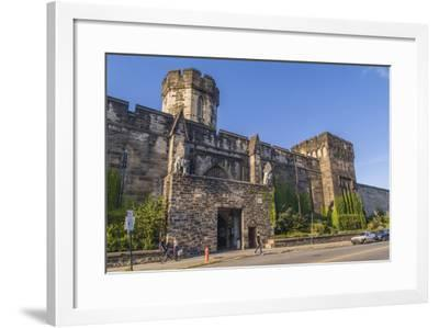 The Gothic Style Eastern State Penitentiary Built in the Early 19th Century in Philadelphia-Richard Nowitz-Framed Photographic Print