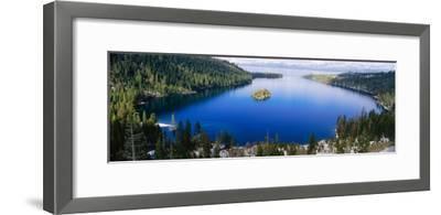 Lake Tahoe, California--Framed Photographic Print