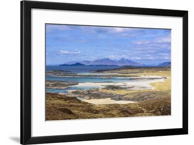 Sanna Beaches, Ardnamurchan Peninsula, Lochaber, Highlands, Scotland, United Kingdom-Gary Cook-Framed Photographic Print