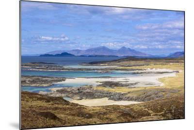 Sanna Beaches, Ardnamurchan Peninsula, Lochaber, Highlands, Scotland, United Kingdom-Gary Cook-Mounted Photographic Print