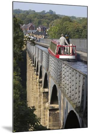 Pontcysyllte Aqueduct, Built 1795 to 1805, and the Ellesmere Canal-Stuart Black-Mounted Photographic Print
