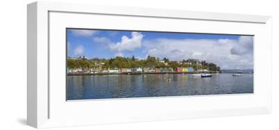 Tobermory Harbour, Isle of Mull, Inner Hebrides, Argyll and Bute, Scotland, United Kingdom-Gary Cook-Framed Photographic Print