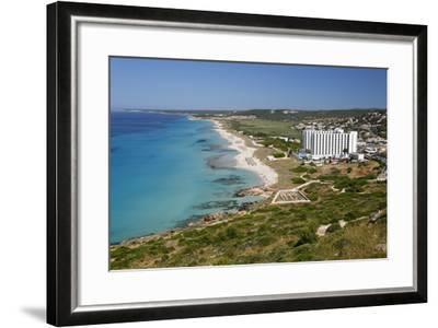 Son Bou, Menorca, Balearic Islands, Spain, Mediterranean-Stuart Black-Framed Photographic Print