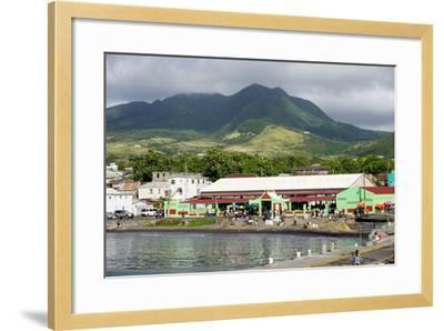 Basseterre, St. Kitts, St. Kitts and Nevis-Robert Harding-Framed Photographic Print