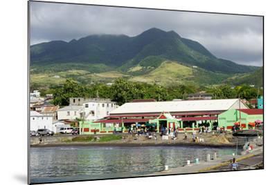 Basseterre, St. Kitts, St. Kitts and Nevis-Robert Harding-Mounted Photographic Print