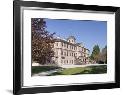 Schloss Favorite Castle, Rastatt, Black Forest, Baden-Wurttemberg, Germany, Europe-Markus Lange-Framed Photographic Print