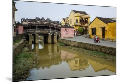 Japanese Covered Bridge, Hoi An, UNESCO World Heritage Site, Vietnam, Indochina-Yadid Levy-Mounted Photographic Print