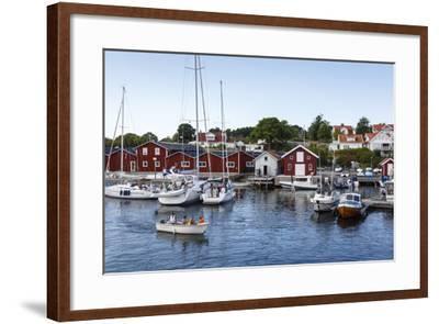 Koster Islands, Vastra Gotaland Region, Sweden, Scandinavia, Europe-Yadid Levy-Framed Photographic Print