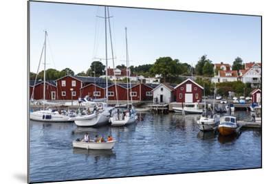 Koster Islands, Vastra Gotaland Region, Sweden, Scandinavia, Europe-Yadid Levy-Mounted Photographic Print