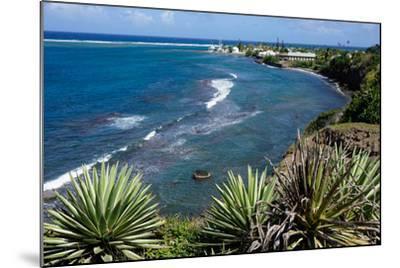 Atlantic Coast, St. Kitts, St. Kitts and Nevis-Robert Harding-Mounted Photographic Print