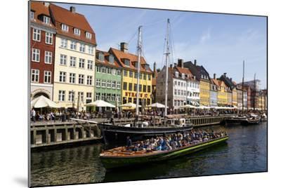 Nyhavn, Copenhagen, Denmark, Scandinavia, Europe-Yadid Levy-Mounted Photographic Print