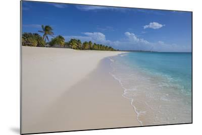 Barbuda, Antigua and Barbuda, Leeward Islands, West Indies-Roberto Moiola-Mounted Photographic Print