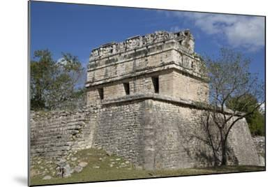 The Red House, Casa Colorado, Chichen Itza, Yucatan, Mexico, North America-Richard Maschmeyer-Mounted Photographic Print