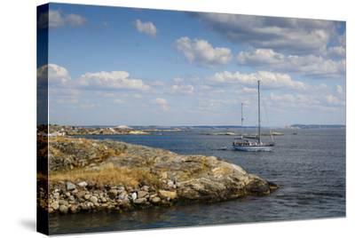 Koster Islands, Vastra Gotaland Region, Sweden, Scandinavia, Europe-Yadid Levy-Stretched Canvas Print
