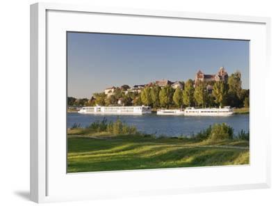 Muensterberg Hill, Kaiserstuhl, Breisgau, Black Forest, Baden Wurttemberg, Germany-Markus Lange-Framed Photographic Print