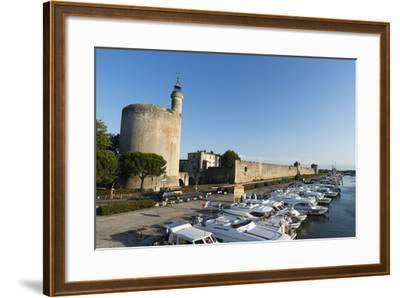 Aigues-Mortes, Camargue, Gard, Languedoc-Roussillon, France, Europe-Sergio Pitamitz-Framed Photographic Print