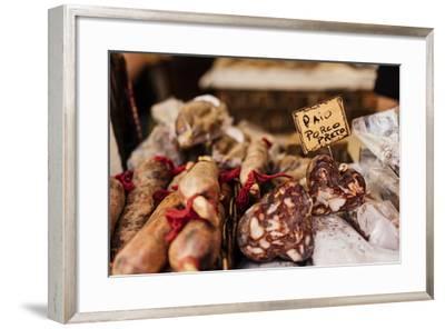 Chorico, Praca Do Rossio, Lisbon, Portugal-Ben Pipe-Framed Photographic Print