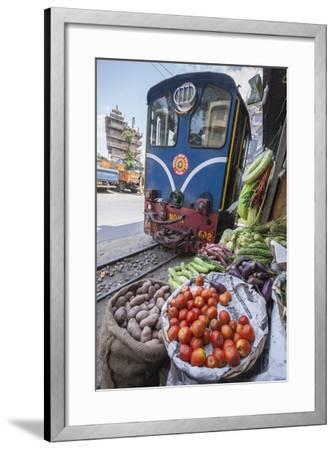 Himalayan Railway Is the Resource of Development of Darjeeling-Roberto Moiola-Framed Photographic Print