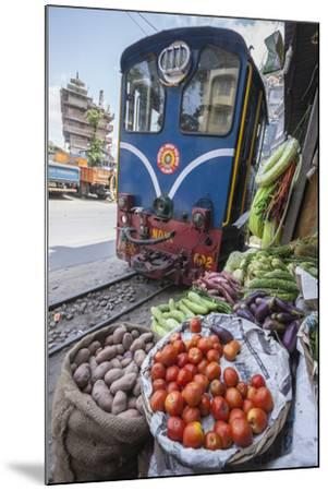 Himalayan Railway Is the Resource of Development of Darjeeling-Roberto Moiola-Mounted Photographic Print