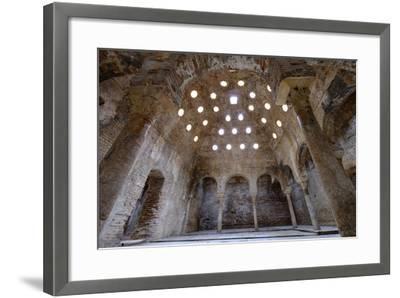 El Banuelo (Banos Arabes) (Arab Baths), Granada, Andalucia, Spain-Carlo Morucchio-Framed Photographic Print