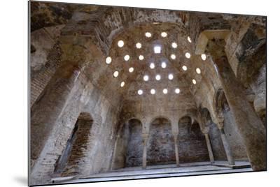 El Banuelo (Banos Arabes) (Arab Baths), Granada, Andalucia, Spain-Carlo Morucchio-Mounted Photographic Print